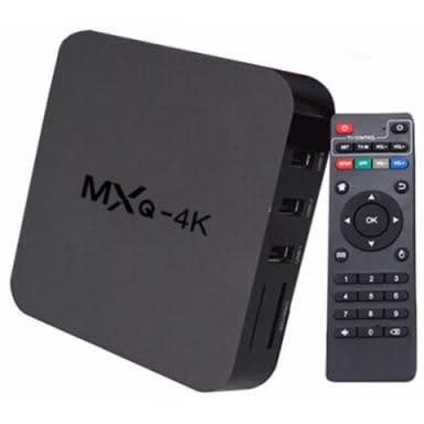 OTT Android Smart TV Box - 4k-Ultra