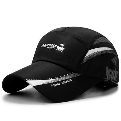 Designer Black Unisex Face Cap  74a5df3c32e