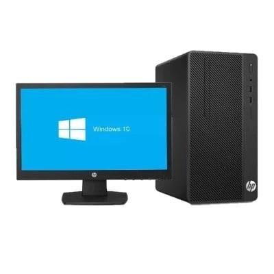 "G1 Desktop - Intel Dual Core - 4GB RAM, 500GB HDD - 18.5"" - Windows 10"