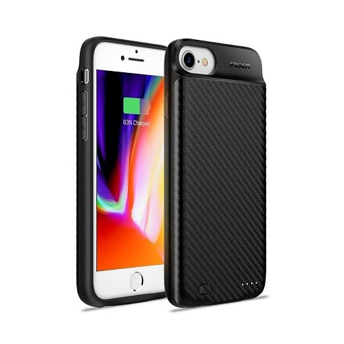 premium selection 5020e 34098 Power Case External Battery Pack Charger Case For Iphone 8/7/ 6s/6