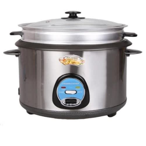 2.8 Liter Multifunctional Rice Cooker And Deep Fryer