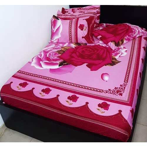 Anniesbeddings 6x6 Cotton Bedsheets