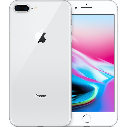 iPhone 8 Plus - 64GB - Silver