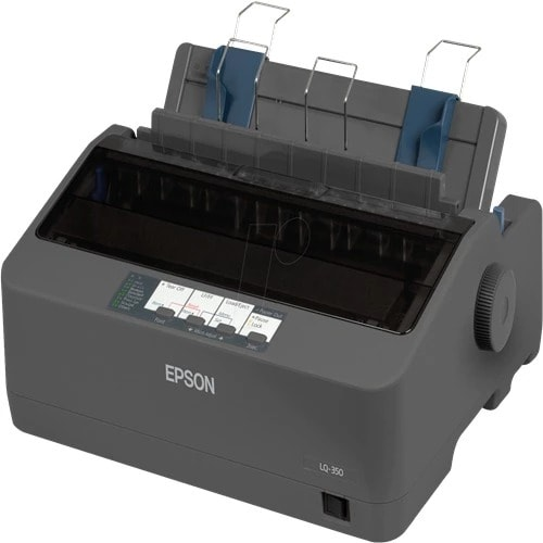 LQ-350 Dot Matrix Black & White Printer