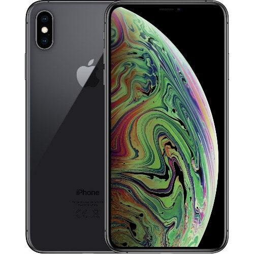 big sale 8ace7 b9d0f iPhone XS Max - 256GB - Black