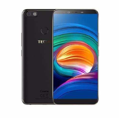 arrives 7250d e5b91 Camon X Pro - Dual Sim - 64GB ROM - 4GB RAM - 4G LTE - Fingerprint- Face ID  - Midnight Black