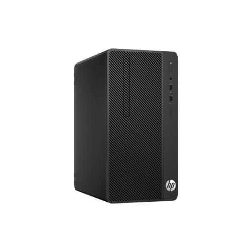 HP 290 Intel Pentuim 3 5Ghz (4GB, 500GB HDD) NO OS Desktop + 18 5-inch  Monitor - Black