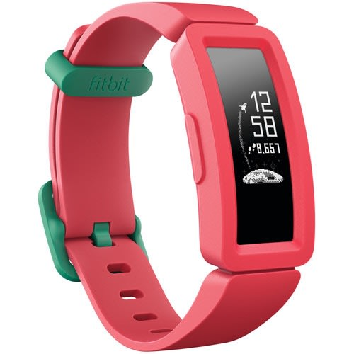 Fitbit Ace 2 Kids Activity Tracker (Watermelon/Teal) | Konga Online Shopping