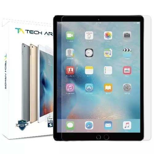 Tempered Glass Screen Protector For iPad Pro 12.9 Inches