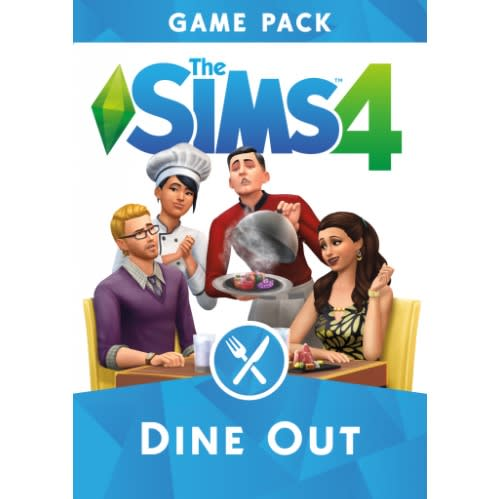 The Sims 4 Dine Out - Origin - Key - Regional Free - Online Multiplayer