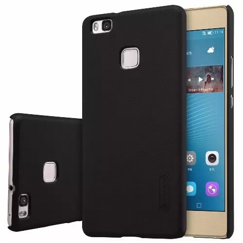 detailed look 0ff5f 8fcdc Back Case For Huawei P9 Lite - Black