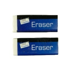 Eraser (2 Pieces)