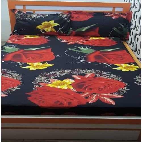 Flowery Bedsheet