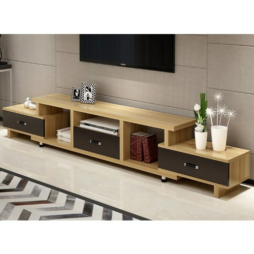Hrm Manny Exquisite Tv Stand + Free Side Stool