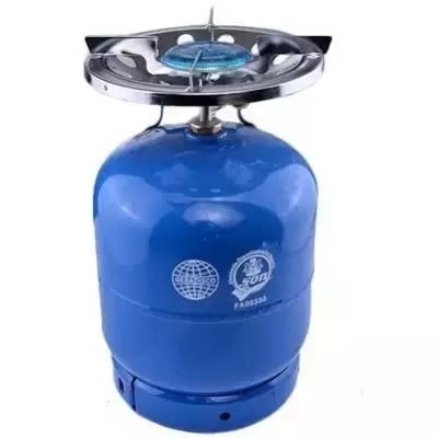 Gas Cylinder With Burner - 3kg