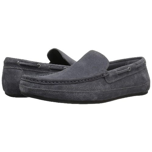 Grey Slip On Loafer