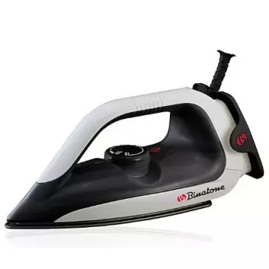 Smoother Gliding Dry Iron