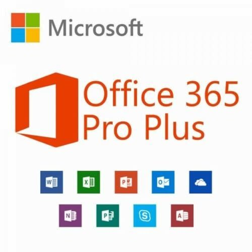 Office 365 Lifetime Account Subscription - 5 Devices - 5TB Onedrive.