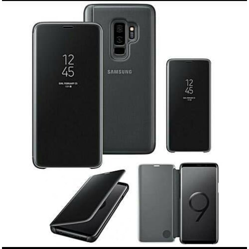 sports shoes ca68d 3594f Smart Clear View Cover for Samsung S9 Plus