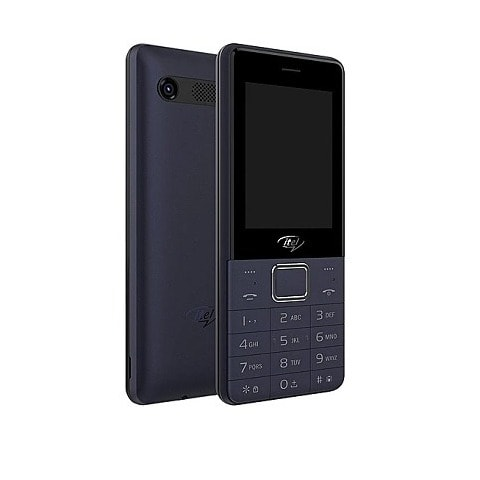 Triple Sim, Fm Phone - Blue