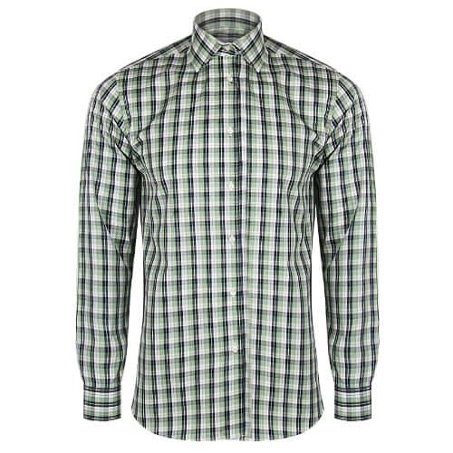 eee81365eea8fb Men s Tailored-fit Longsleeve Shirt -.