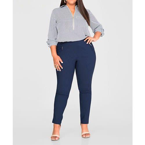 c7dfe78d0fb Ashley Stewart Plus Size Epaulet Dress | Konga Online Shopping