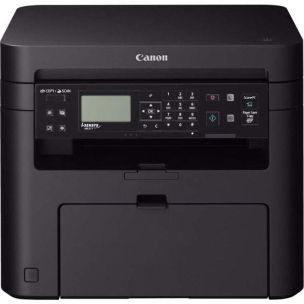 i-Sensys MF211 A4 Mono Multifunction Laser Printer - 3 in 1