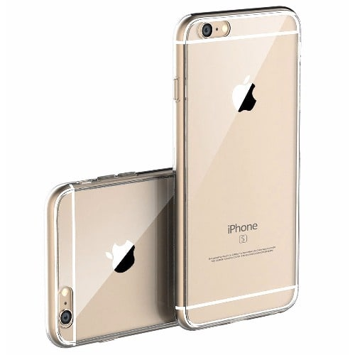 timeless design 5087b e5b98 iPhone 6/6s Plus Transparent Case