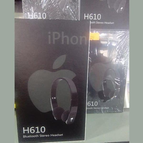 Iphone H610 Stereo Bluetooth Headset Konga Online Shopping