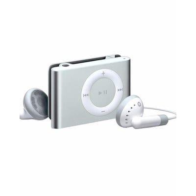 Ipod Mini Mp3 Player Silver