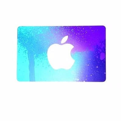 iTunes Gift Card-$10